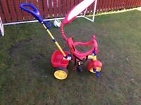 Little tikes 3 in 1 trike in good condition