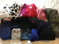Girls Winter Clothes Bundle Age 10-11