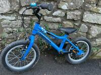 Child's Ridgeback bike 14 inch wheels