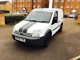 FORD CONNECT VAN, 1.8 TURBO DIESEL, 2008 PLATE, 12 MONTHS MOT & FULL SERVICE HISTORY.