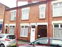**3 Bedroom Terrace Property** TO LET Immaculate Condition Highfields