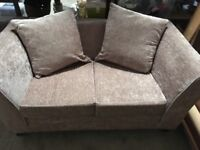 Nice two seater sofa - £35