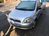Toyota Yaris 1.0 manual