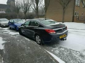 Vauxhall insignia 2L desiel