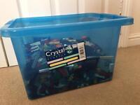 Over 3kg of genuine Lego £45