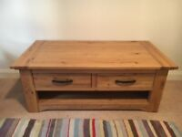 TV unit & Coffee Table set for sale