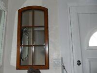 ARCH WINDOW MIRROR (40 X 80 CMS)