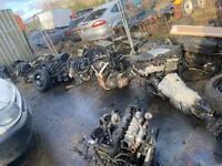 Car engines petrol n diesels