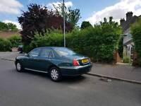 Rover 75.