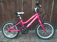 """Ridgeback 16"""" Melody Bike / Bicycle with lightweight aluminium frame in good condition"""