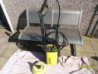 karcher 520m pressure washer.........and also tools for sale
