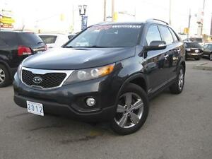 2012 KIA SORENTO EX | Fully Loaded • Leather • AWD
