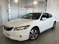 2012 Honda Accord EX Coupe HONDA ACCORD EX COUPE 2012MANUELLE 6