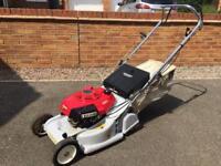 "Honda HR173QD 17"" Rear Roller Petrol Lawnmower RECENT SERVICE"
