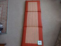"""3 SEAT BENCH CUSHION - GLENCREST """"COLONIAL"""" - NEW & UNUSED"""
