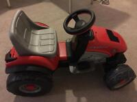play bed, electrical kids car, swing $100
