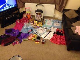 Girls bundle loads for £20
