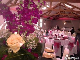 Venue hire / Hall hire / Wedding venue / Party venue / Event space/ Engagement / Bar or Bat Mitzvah