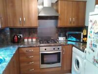 Kitchen units and white goods