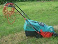 Bosch ALR 900 Lawn Raker / Scarifier
