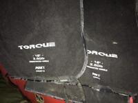 Fox torque rods 12ft