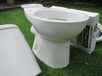 Armatage Shanks wash bason close couple w/cwith seat