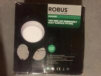 Robus Emergency LED Golf Light Fittings x16