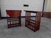 Magazine racks / Coffee tables