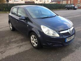 VAUXHALL CORSA,,1.2 PETROL,,MILEAGE 79000,,NEW TIME CHINE AND WATER PUMP IS CHANGED