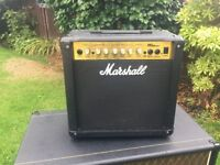 Marshall MG15CDR Electric Guitar Amplifier