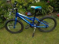 Child's hybrid bike