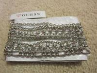 BRAND NEW GUESS BRACELET AND HEADBAND