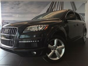 2014 Audi Q7 TDI PROGRESSIV LAND OF QUATTRO