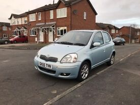 Toyota Yaris (55 Reg) - Automatic - Low Mileage - 1.3 T-Spirit - Great First Car - Blue