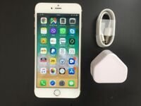 iPhone 6S Plus 16GB Gold Unlocked in Mint Condition