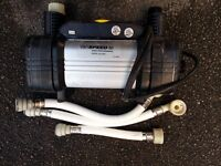 Hi for sale Vari speed si shover pump good used condition! Can deliver or post! Thank you