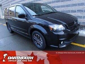 2016 Dodge Grand Caravan R/T/LEATHER/LOADED