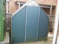 GARDEN/STORE SHED