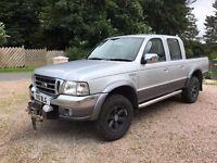 2005 Ford Ranger XLT Thunder Pickup Truck