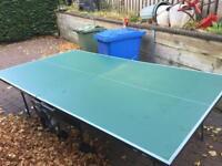 Table tennis £50
