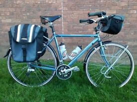 Claud Butler Dalesman Touring Bike For Sale £995