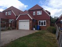 *REDUCED to £860* Short term rental in Warden Bay, Sheppey - Quiet area, sea views, large 4 bed hse