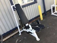 Commercial leg machines inner/outer thigh