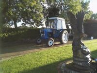 Ford Tractor no vat