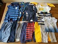 Baby boy clothes 3 - 6 months M&S, Next & Gap