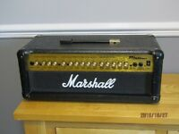 Marshall MG 100 HDFX Guitar Head