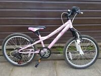 Girls 20 Inch Bike
