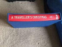 Folio Society A Traveller's Christmas Collector Edition Special Limited Hardback Hard Cover Sleeve
