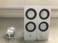 Speakers (Ideal for Office Desk)