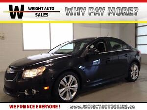 2012 Chevrolet Cruze LT RS| SUNROOF| BLUETOOTH| CRUISE CONTROL|